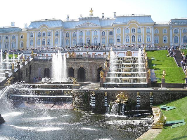 Palazzo di Peterhof