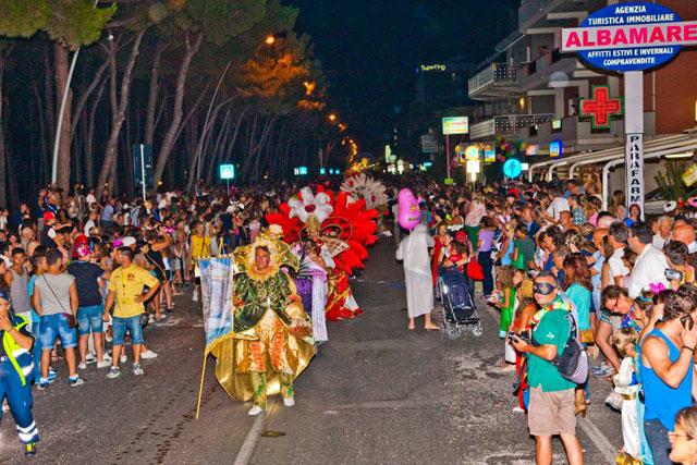 Carnevale estivo Alba