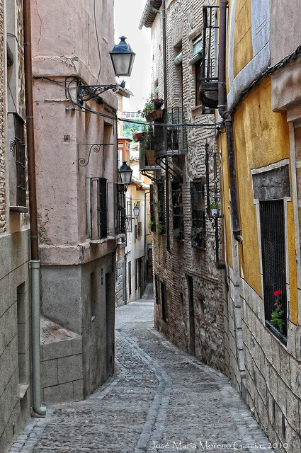 Via di Toledo