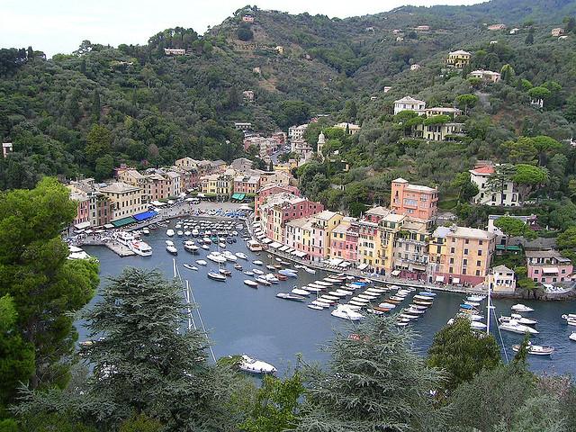 Vista Portofino