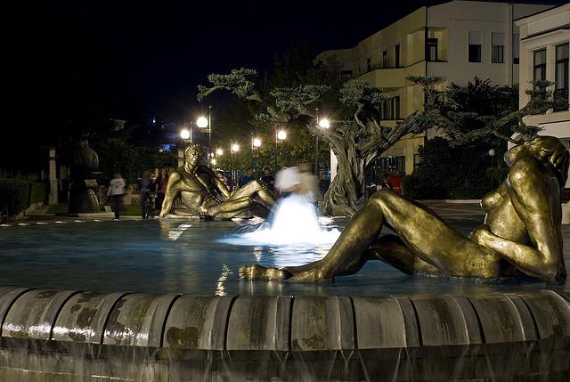 Fontana Abano Terme