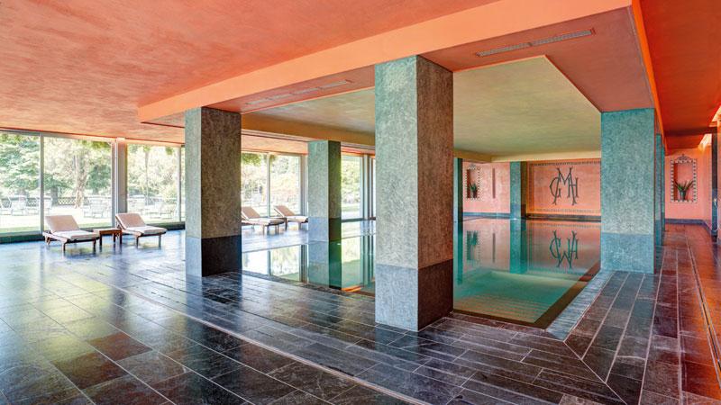 Una vacanza dedicata al relax nel lussuoso agio dell'Hotel Majestic