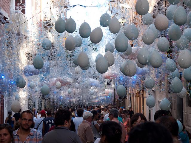 Festa a Gràcia