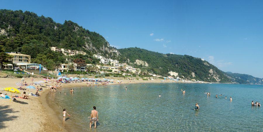 migliori spiagge corfu