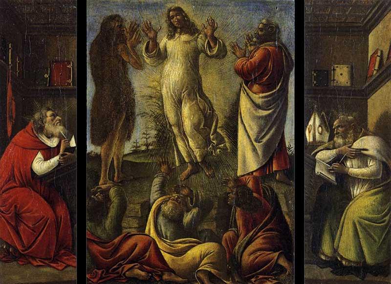 Botticelli Galleria Pallavicini