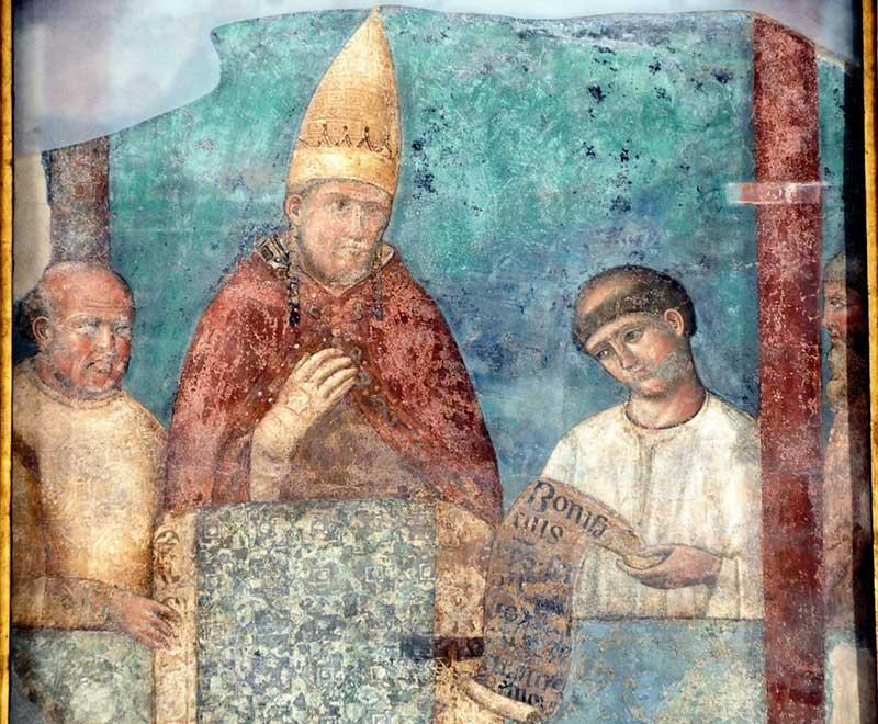 Giotto San Giovanni Laterano