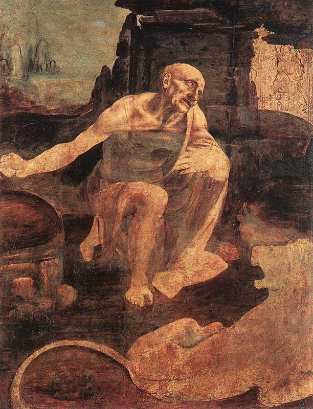 Leonardo Pinacoteca Vaticana