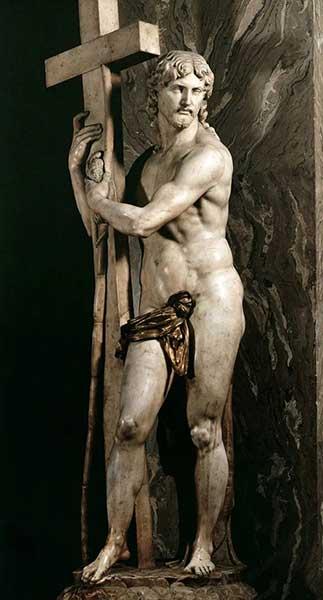 Michelangelo Santa-Maria Sopra Minerva