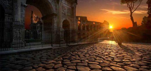 Arco di Costantino - Colosseo